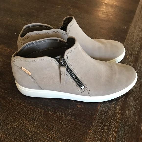 61c8c77541 Ecco soft 7 mid top sneakers
